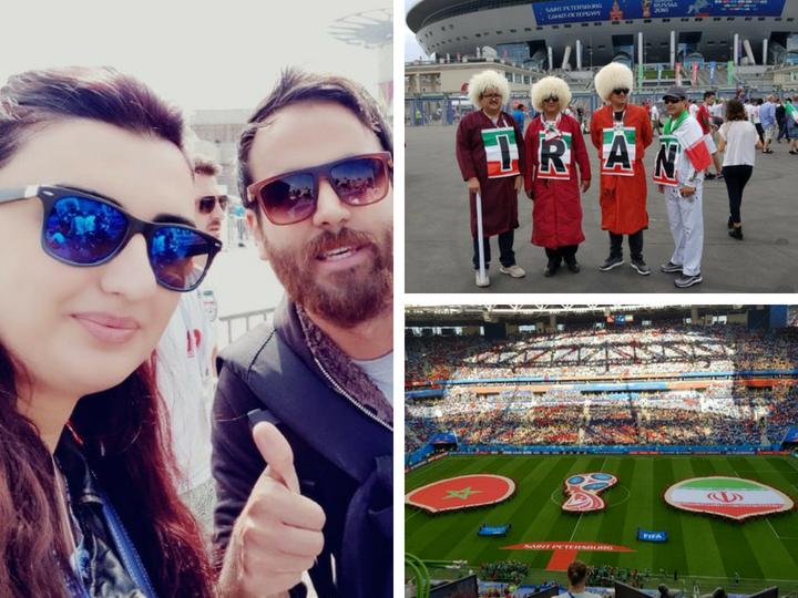 Дневник ЧМ-2018: волонтеры-незнайки или как я помогала иранским фанатам – ФОТО