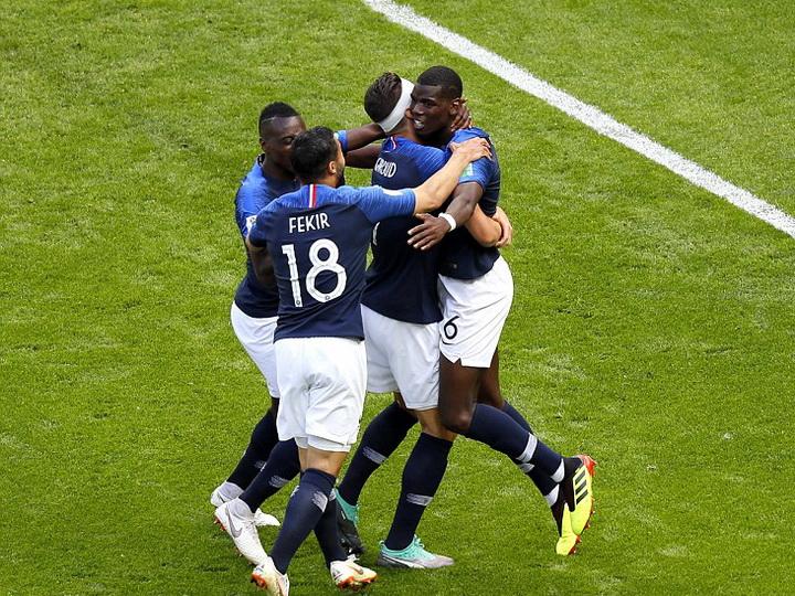 Сборная Франции обыграла команду Австралии в матче первого тура ЧМ-2018 – ФОТО – ВИДЕО
