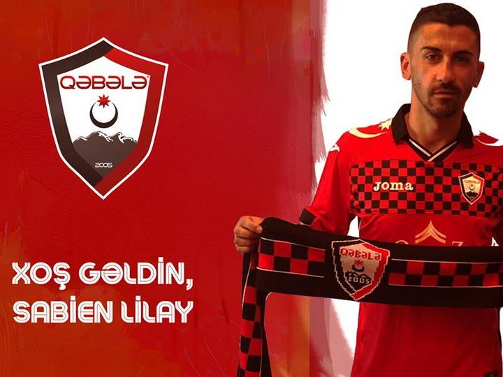 «Габала» приобрела полузащитника сборной Албании