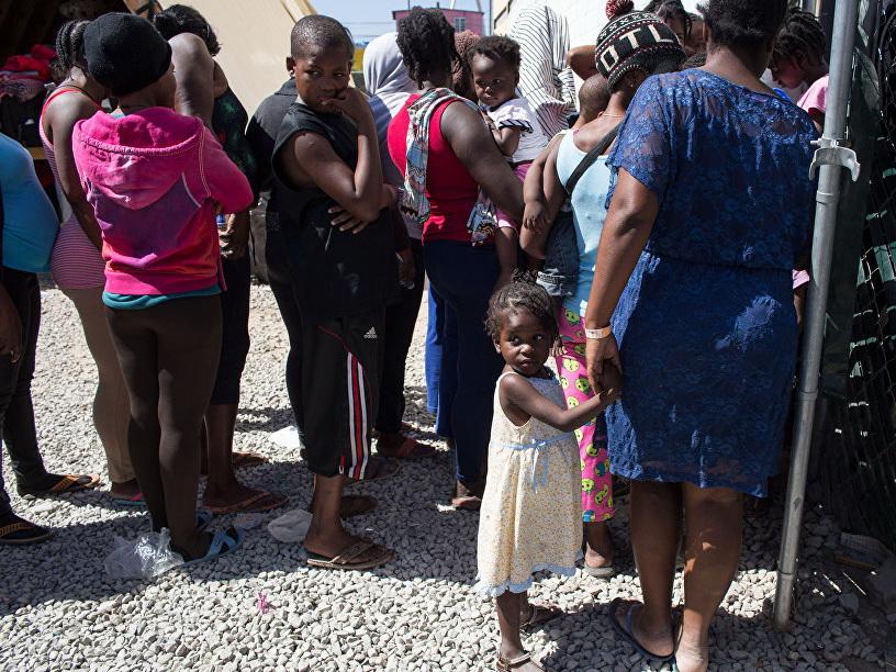 В ООН призвали США прекратить практику разлучения семей мигрантов