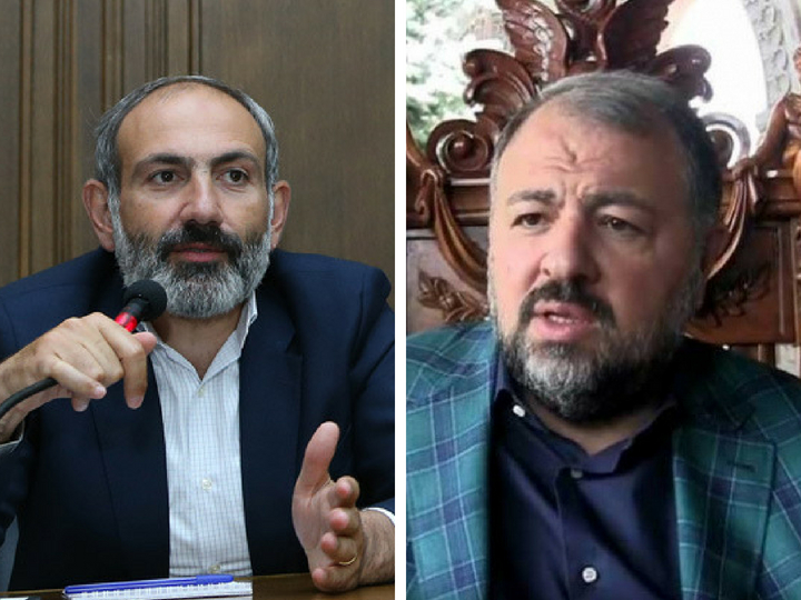 Лица «Новой Армении»: кто такой Дон Пипо, и чем он напугал Никола Пашиняна?