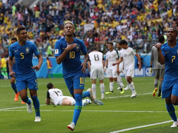Сборная Бразилии обыграла Коста-Рику в матче ЧМ-2018 благодаря голам в концовке – ФОТО – ВИДЕО
