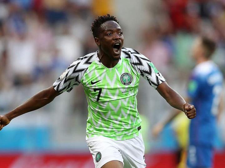 Нигерия обыграла Исландию и оставила Месси хорошие шансы на выход из группы - ФОТО