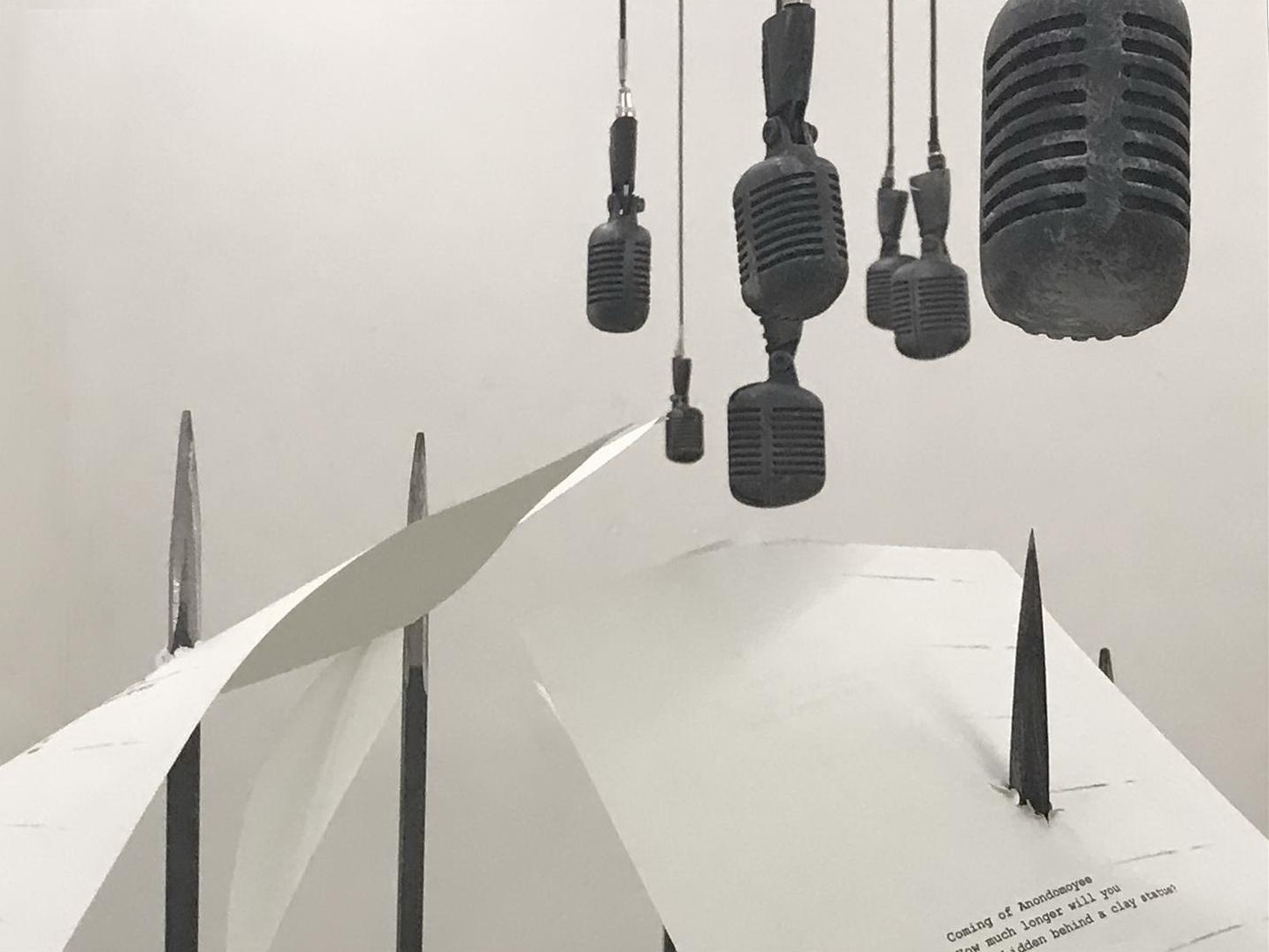 YARAT представляет персональную выставку всемирно известной индийской художницы Шилпы Гупты – ФОТО