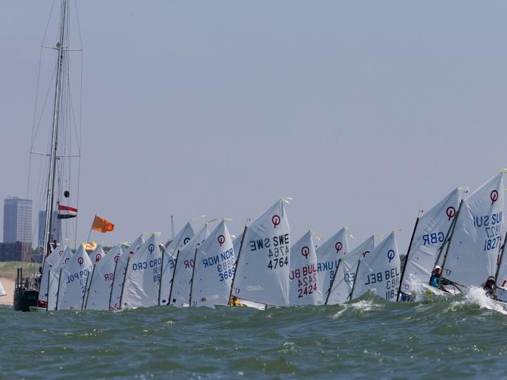 Азербайджанские яхтсмены успешно выступили на чемпионате Европы - ФОТО