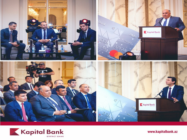 Kapital Bank представил карту BirKart Miles