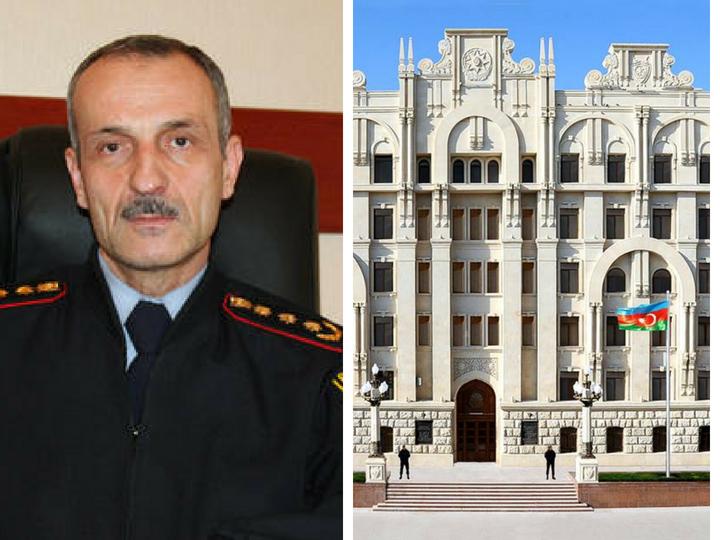 МВД разъяснило, откуда взялись травмы на теле Юниса Сафарова, совершившего покушение на главу ИВ Гянджи