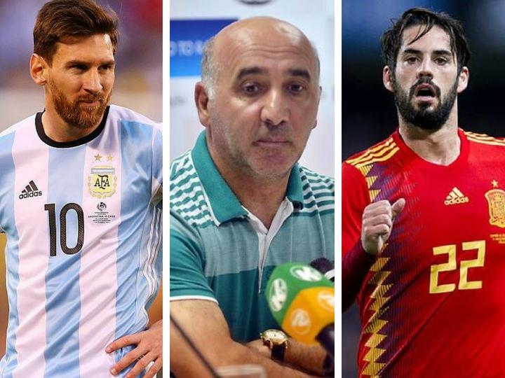 Шаин Диниев об ошибках Аргентины и Испании на Чемпионате мира и не только… - ФОТО