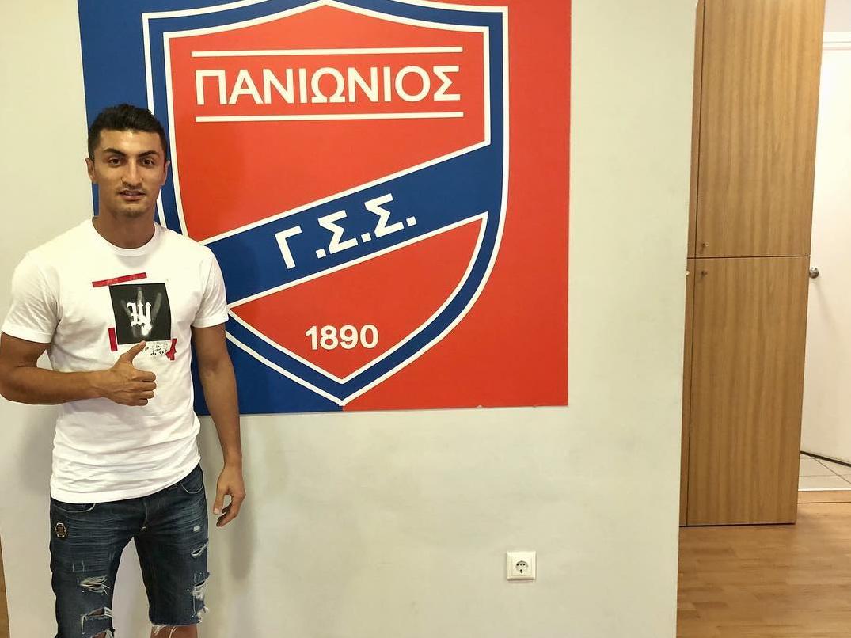 Араз Абдуллаев переходит в «Паниониос»