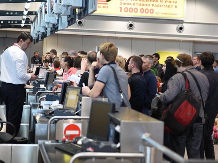 В московских аэропортах отменили и задержали более 20 рейсов