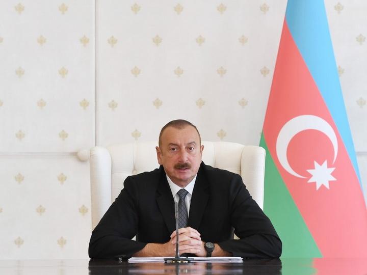Президент Ильхам Алиев: «Мы изолировали Армению от всех региональных проектов» - ФОТО