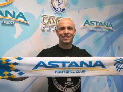 Ричард Алмейда не отказывался от сборной Азербайджана
