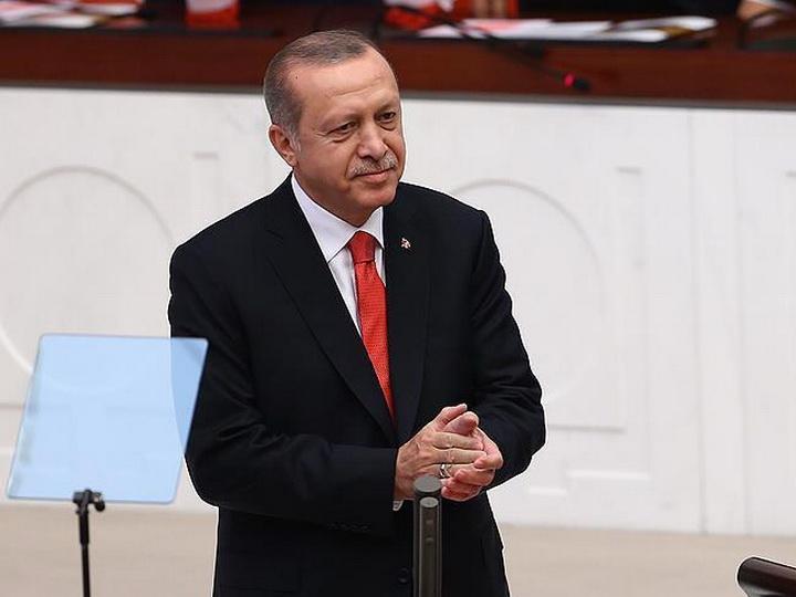 Эрдоган принес присягу в парламенте Турции - ФОТО - ВИДЕО - ОБНОВЛЕНО