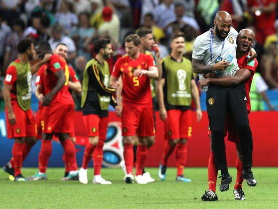 Дешам назвал Анри врагом в преддверии матча Бельгия – Франция