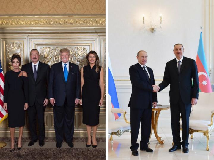 Президент Ильхам Алиев: Азербайджан - самостоятельный игрок мировой политики
