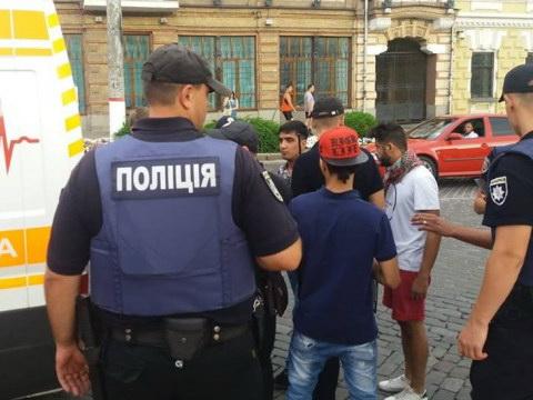 «Азербайджанские ребята начали бить нашего друга ни за что» - Арабский студент в Украине