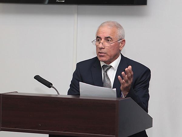 Октай Абдуллаев: «Россия потрясающе организовала этот чемпионат»