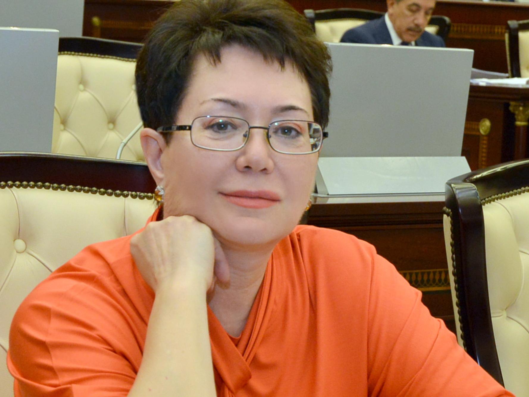 Эльмира Ахундова о гянджинских событиях: «Мы должны максимально серьезно отнестись к случившемуся»