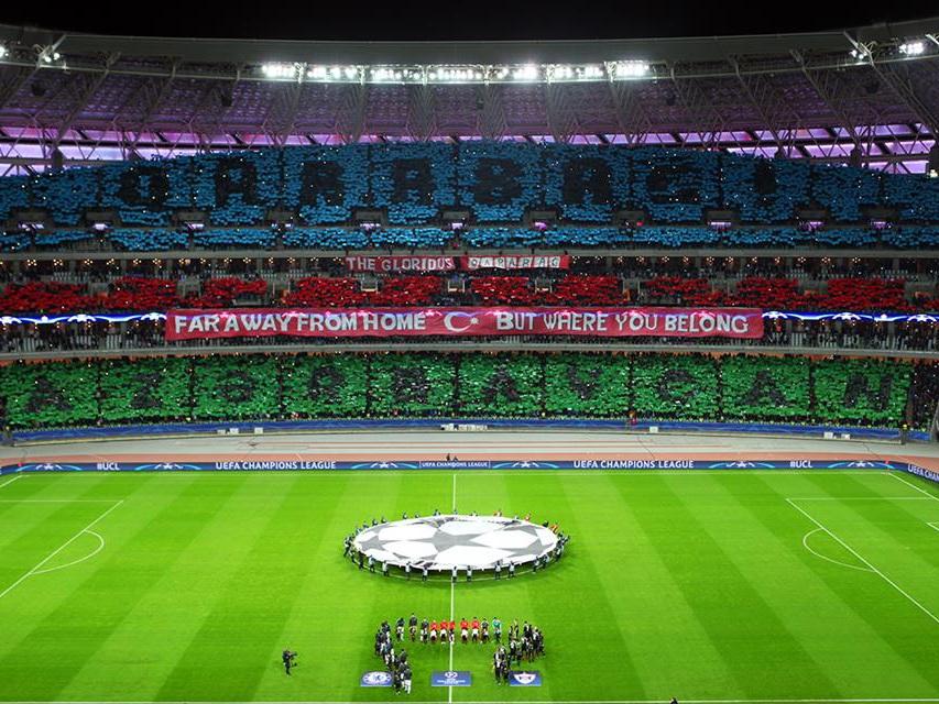 Матч «Карабах» - «Олимпия» в прямом эфире!