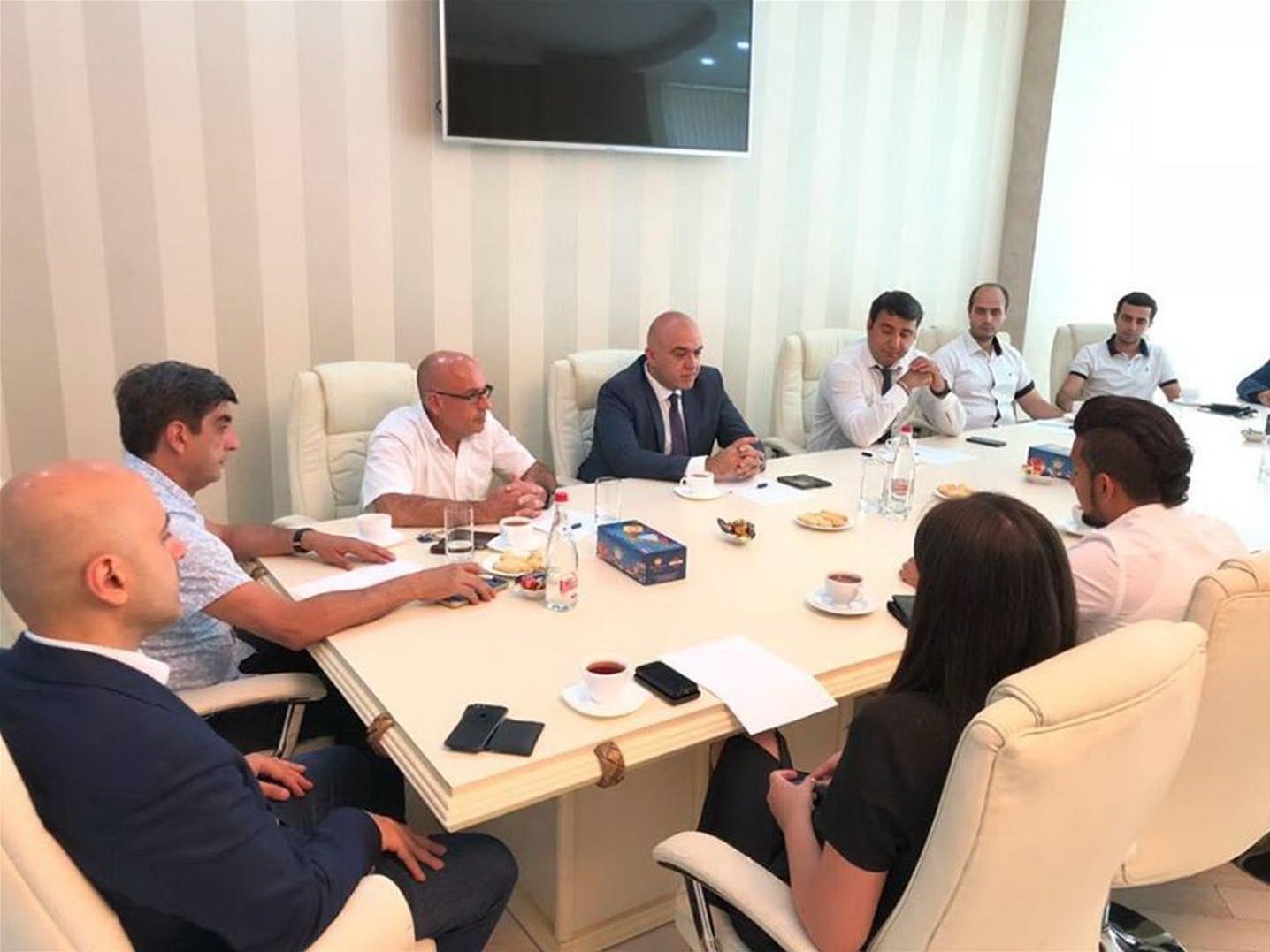 В регионах Азербайджана будут туристические экологические маршруты