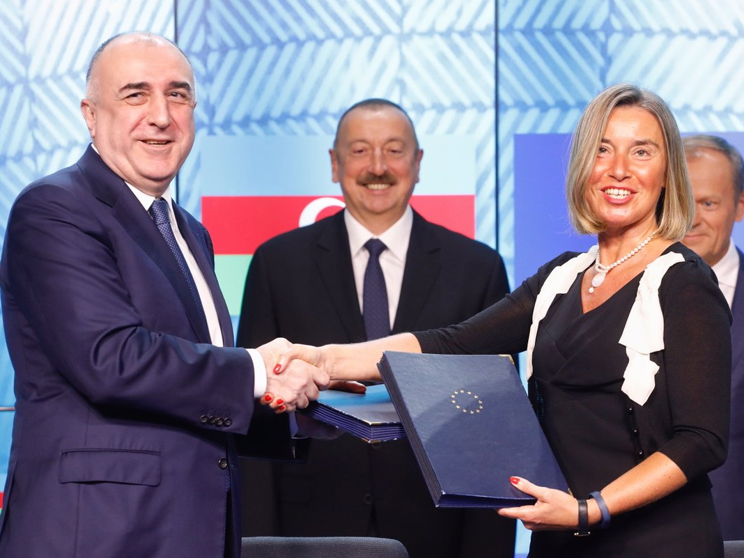 Азербайджан и Евросоюз согласовали основные приоритеты партнерства – ФОТО