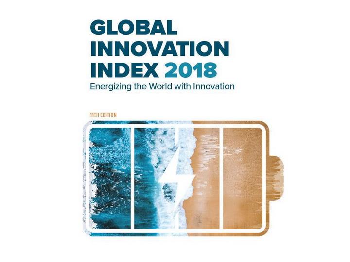 Global Innovation Index 2018 отмечает прогресс у Азербайджана
