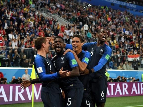 DÇ-2018: ilk finalçı Fransa oldu - VİDEO