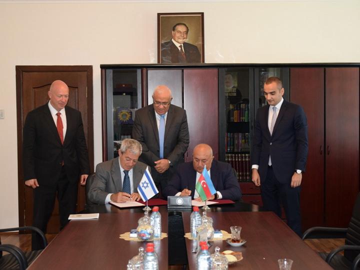 Азербайджан и Израиль договорились о совместном производстве новых видов БПС – ФОТО