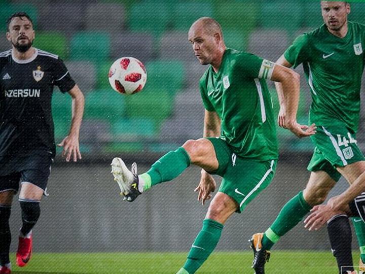 «Карабах» стартовал в Лиге чемпионов с победы – ВИДЕО – ОБНОВЛЕНО
