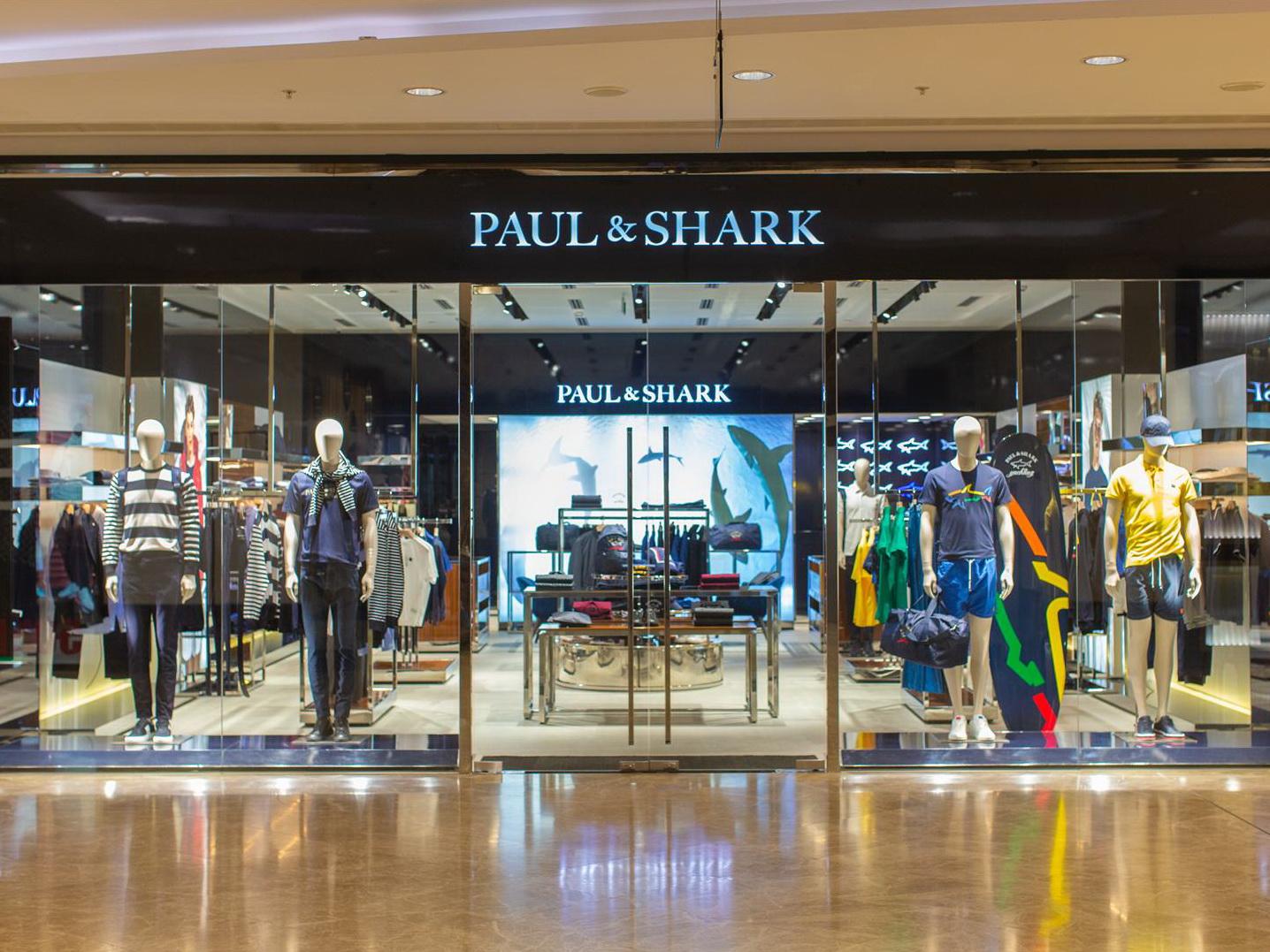 5 фактов о бренде Paul & Shark – открытие нового магазина! – ФОТО