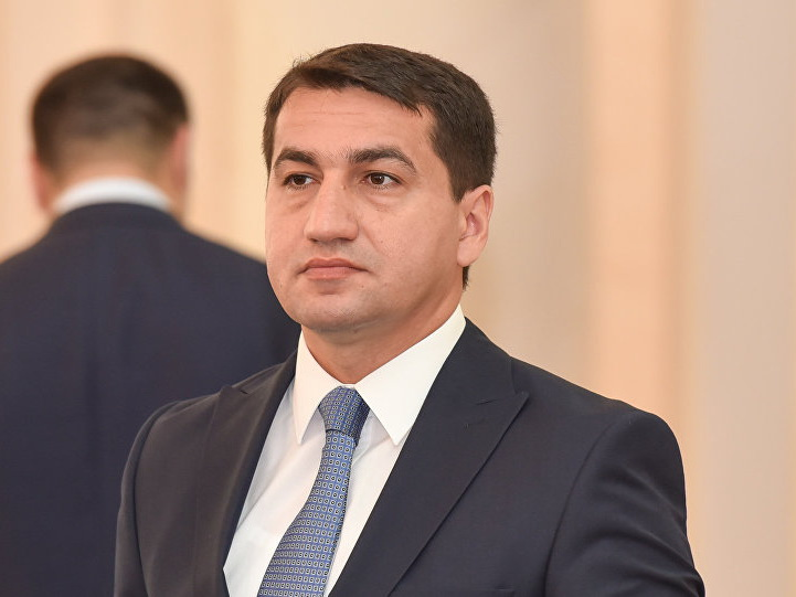 Hikmət Hacıyev: Bu hərəkətlərə əl atanlar qarşılarında Azərbaycan xalqını görəcək