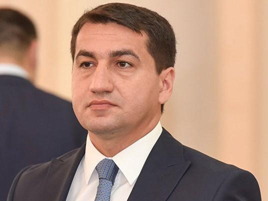 Хикмет Гаджиев назначен на должность в Администрации Президента Азербайджана