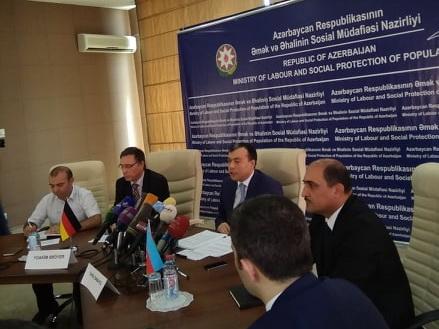 Сахиль Бабаев: Мы приветствуем идеи о создании частных пенсионных фондов в Азербайджане