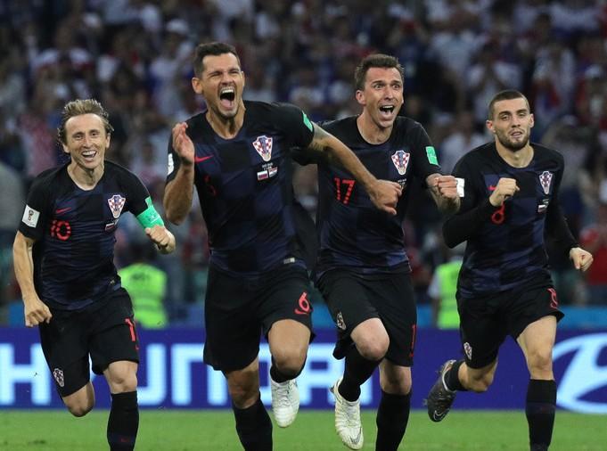 DÇ-2018: Xorvatiya ilk dəfə finalda