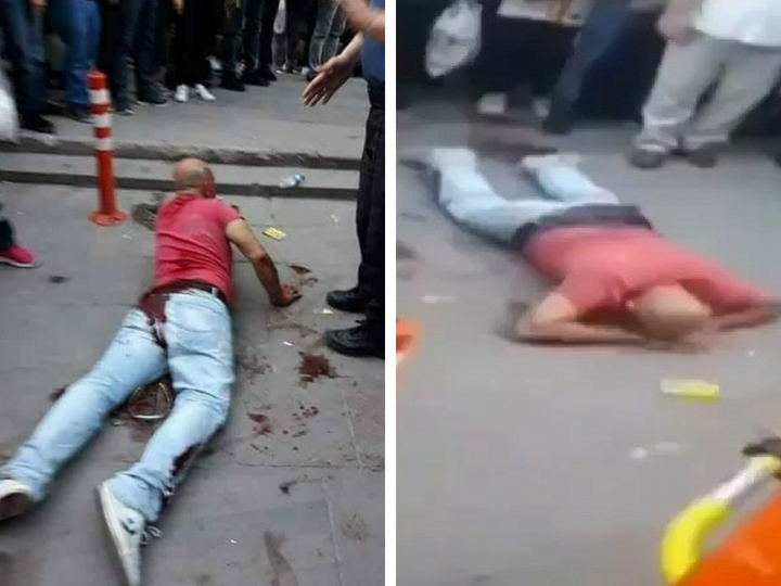 Разъяренный отец кастрировал мужчину, оскорбившего его дочь - ВИДЕО