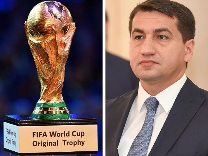 Финал ЧМ-2018. Глава пресс-службы МИР АР: «Я бы не хотел смешивать дипломатию и футбол…»