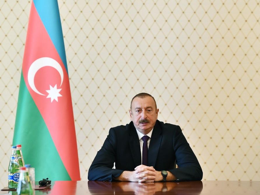 При Президенте Ильхаме Алиеве состоялось заседание руководителей правоохранительных органов республики - ФОТО