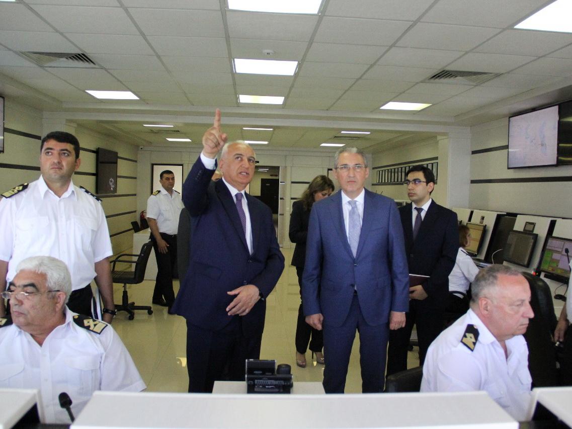 Минтранспорта и Минэкологии обсудили совместные действия на Каспии