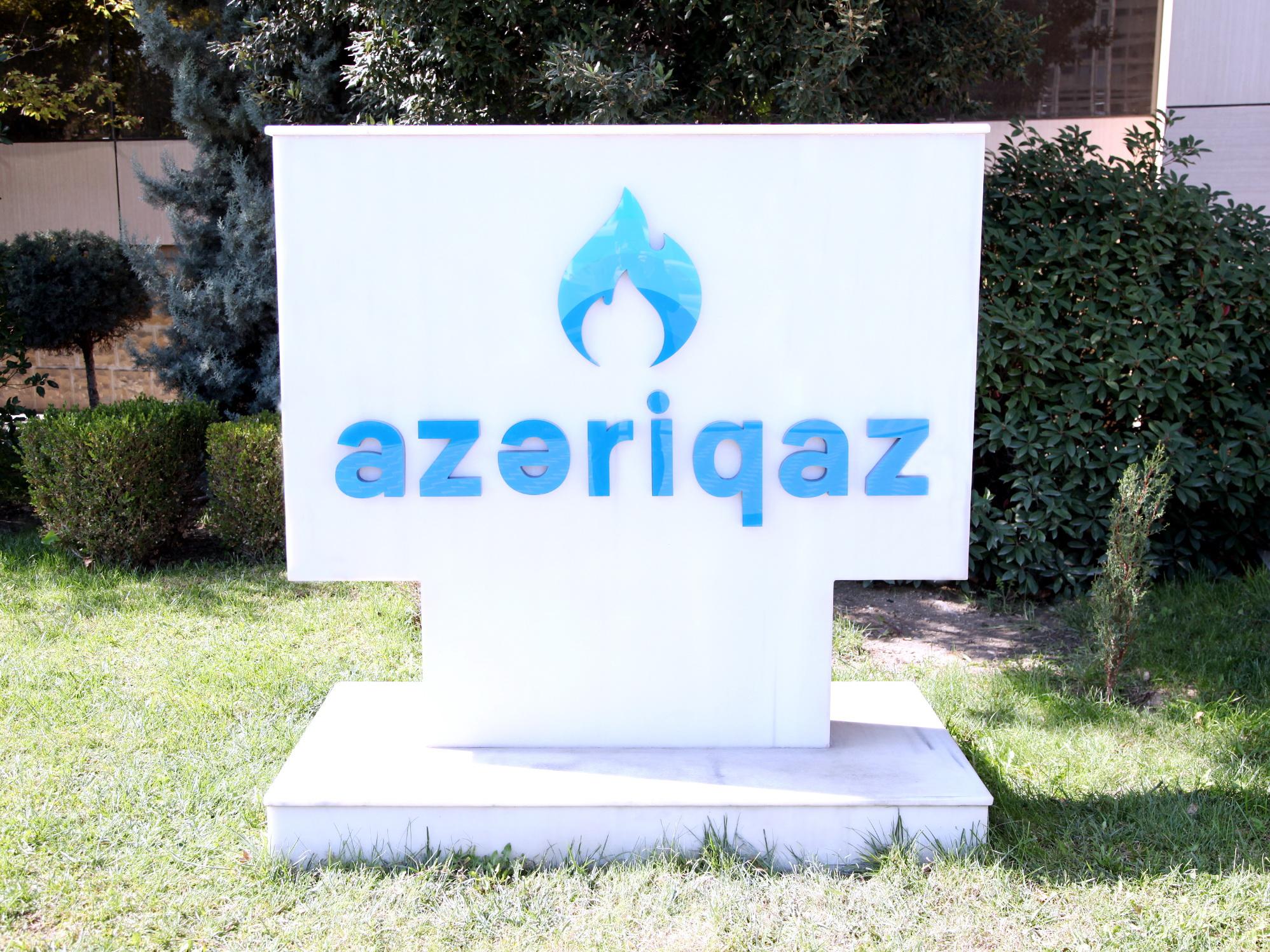 Число абонентов «Азеригаз» перевалило за 2 млн