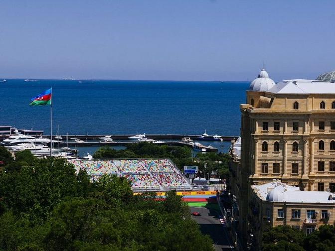 Дата проведения Гран-при Азербайджана Формулы 1 станет известна в декабре