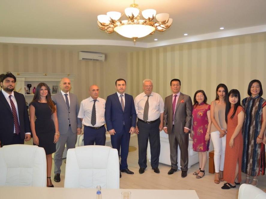 Институт Конфуция и AZTA будут продвигать туристический продукт в Азербайджане и Китае