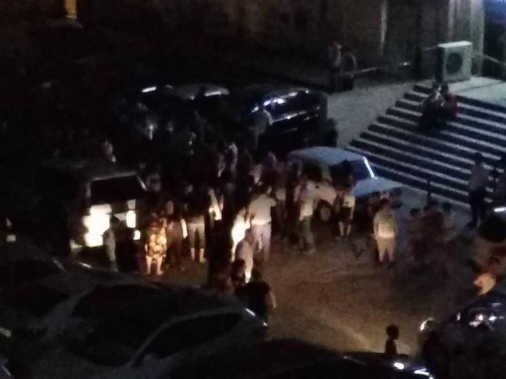 В Баку сорвался в шахту лифт: 3 человека получили повреждения
