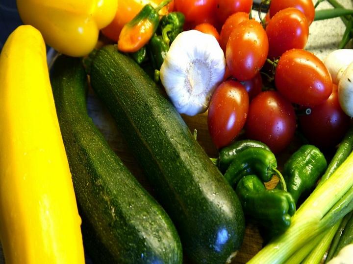 В Азербайджане отмечен рост производства мяса, картофеля, овощей и фруктов