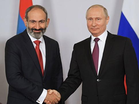 Москва слезам Пашиняна не верит: о том, почему армяне стали признаваться в дружбе России
