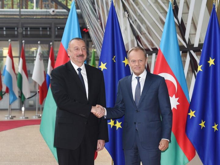 Азербайджан и его евроатлантические приоритеты: итоги брюссельского визита Ильхама Алиева – ФОТО