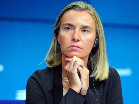 Могерини: ЕС решительно поддерживает территориальную целостность и суверенитет стран Восточного партнерства