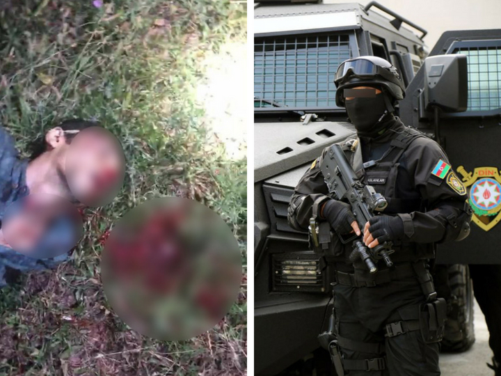 Gəncə iğtişaşlarını törətmiş cinayətkarın tutulması ilə bağlı yeni FAKTLAR – FOTO