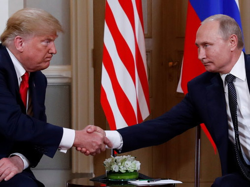 Первая встреча Путина и Трампа: О чем проговорились лидеры – ФОТО – ВИДЕО