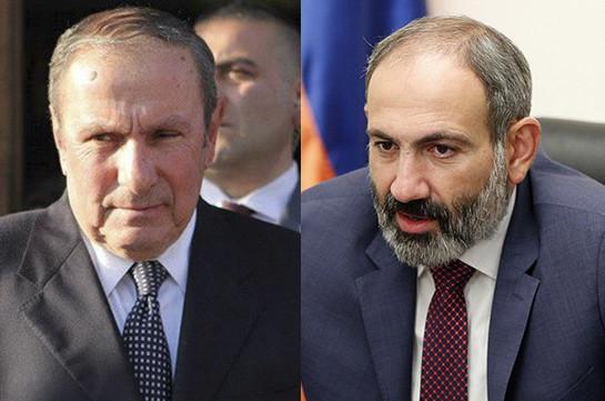 Paşinyan-Petrosyan görüşündə nələr müzakirə edilib?