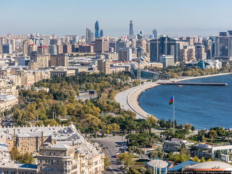 Начат процесс подготовки генерального плана города Баку
